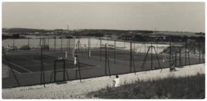 Les 2 premiers courts en 1981