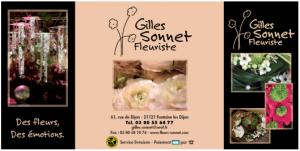 Gilles Sonnet Fleuriste